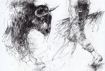 ballpen (sketches)