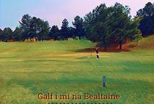 my golf album