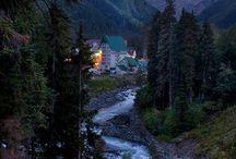 cest.Rusko-príroda,vidiek