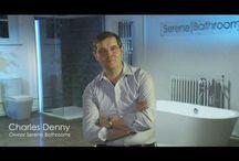 Serene Bathrooms on YouTube / by Serene Bathrooms