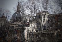 Roma and near Rome / Collezione di foto creazioni e mie foto di angoli romani