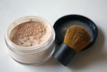 Cosmetics & Beauty. / Cosmetics and Beauty Tips. / by Kathie Hamerik