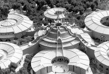 TERME ETRUSCHE DI MUSIGNANO / TERME ETRUSCHE DI MUSIGNANO Musignano (VT) – 1993 Architettura: Paolo Portoghesi Strutture: Aldo Favini