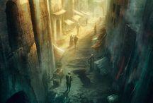 FantasyCorner / by Long Nguyen