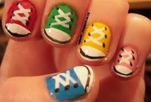 Nail Art ideas / It's about time I started to take more time to make myself feel pretty and never do I feel more feminine than when I have had my nails done.  These days there are so many amazing nail art designs and techniques, where does a girl start?