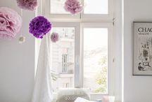Sugar and spice bedroom