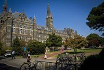 Georgetown / Georgetown University #HoyaSaxa