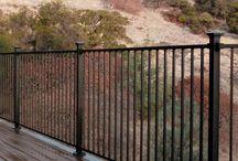 Balustrade deck