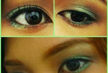 My make up blog
