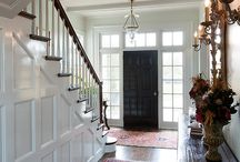 Halls and entryways