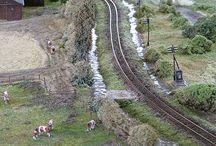 model railways ideas