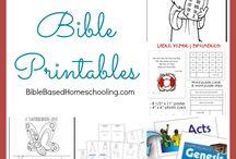 Homeschool ~Bible O.T. / by Rachel Dow