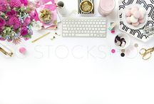 Pretty Styled Stock Photos