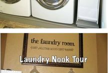 Laundry Room Ideas •