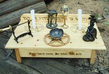 Altars / Pagan Altars