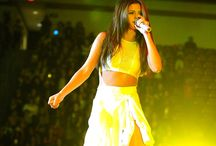 Selena Gomez / Selena Gomez in concert at Hershey's Giant Center in 2013.  / by Lebanon Daily News = newspaper photography