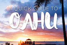 Travel Hawaii Oahu