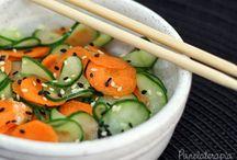 Saladas Japonesas