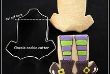 Baking: Sugar cookies - Baby