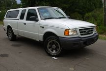Used 2003 Ford Ranger For Sale | Durham NC