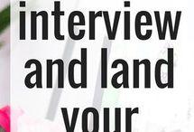 Dream job / Career goals, dream job, resume tips, interview tips, manifestation, entrepreneur , girl boss, boss babe,