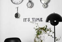 Just clocks for Decor