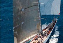 Båt og seilferie