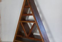 House of 4th Higuchi / woodworking, phone stands, furniture, recycled, reclaimed, upcycled