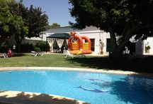 Los Monteros - Kids, games and more / We provide stay with children, adapting our facilities (pool, hazard signage, availability of cots, etc.), enabling relationship with other children (our kids club) spaces and promoting activities in the summer. / by Hotel Los Monteros Spa & Golf Resort 5* GL
