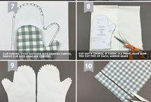 guanti e presine