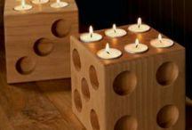 akcesoria drewniane