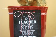 Teacher gifts / by Jackie Wagner
