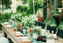 Entertaining Outdoors / by Lindsay Stephenson