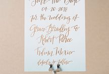 Save The Date & Invitation Ideas / We formally invite you to take a browse at these wonderful, romantic, quirky ideas for save the dates and invitations for the big day!