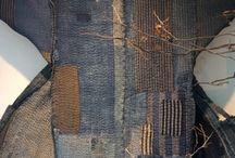木綿着物と着こなしのヒント / 日常着としての木綿着物はかつてどんなふうに着られていたのか?これからの着物ファッションの可能性は?資料を集めながら考えてみたいと思います。