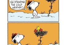 Snoopy! / My favorite snoopy moments.