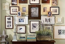 Gallery Walls and Art Ideas