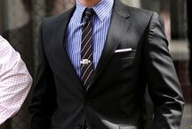 Suits or White collar style? / Book yourself an appointment today to be sartorially inspired!