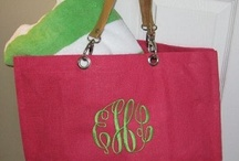 I Love Anything Monogrammed