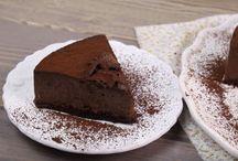 Gâteau à la mousse au chocolat au Thermomix