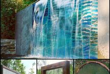 How To Build A Glass Waterfall