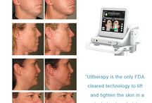 Ultherapy / Ulthera genuine laser face neck eye lifting Thailand / Ulthera is the only FDA cleared technology, to lift and tighten the skin in a single treatment giving a remarkable results.