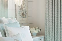 Shabby chic home deco