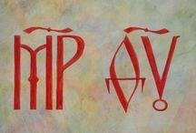 Monogrammit ikoneissa