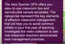 New Teacher Tips & Tools / by USC Rossier