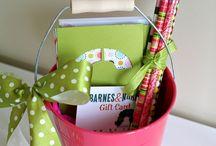 Gift Ideas / by Kristen Clark