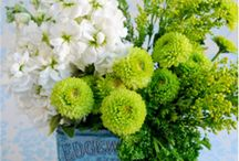 Fresh Flower Bouquets / Fresh flowers make beautiful bouquets.   / by Julie Tiefenthaler