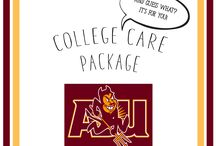 College Care Packages Arizona State University