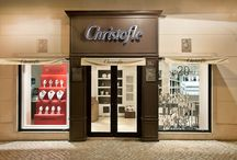 Christofle Window Shop by Isabel Pires de Lima