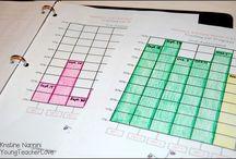 Classroom Data Binders